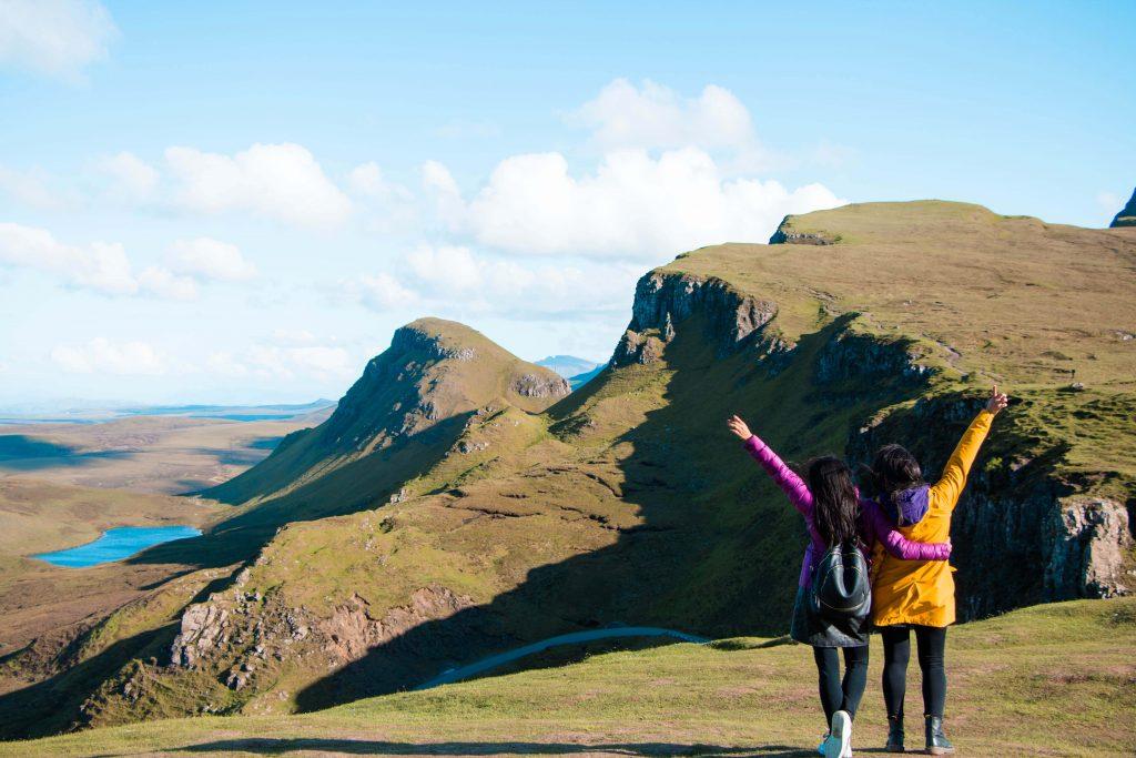 Quiriang Isle of Skye Itinerary