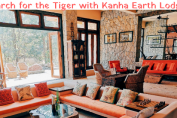 Kanha Earth Lodge Pugdundee Safaris