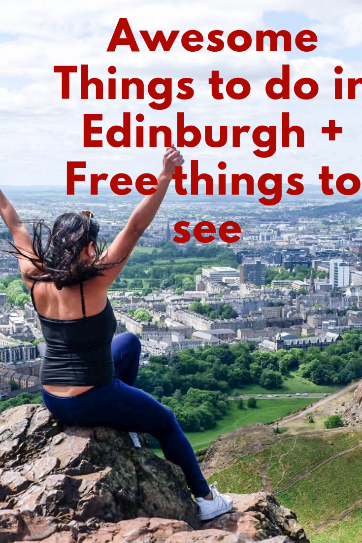 Things to see in Edinburgh
