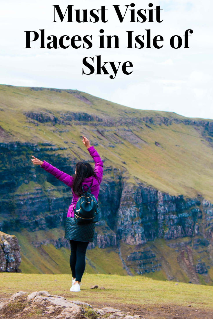 Tourist Places in Isle of Skye