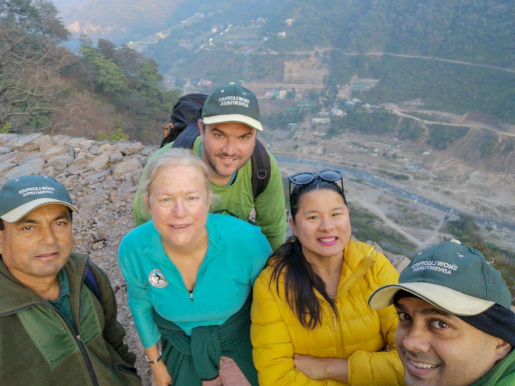 Hiking Uttarakhand