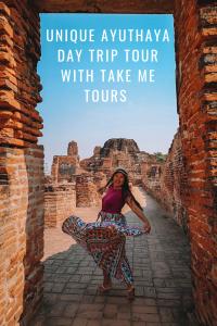 Ayuthaya Take Me Tour with Local Table