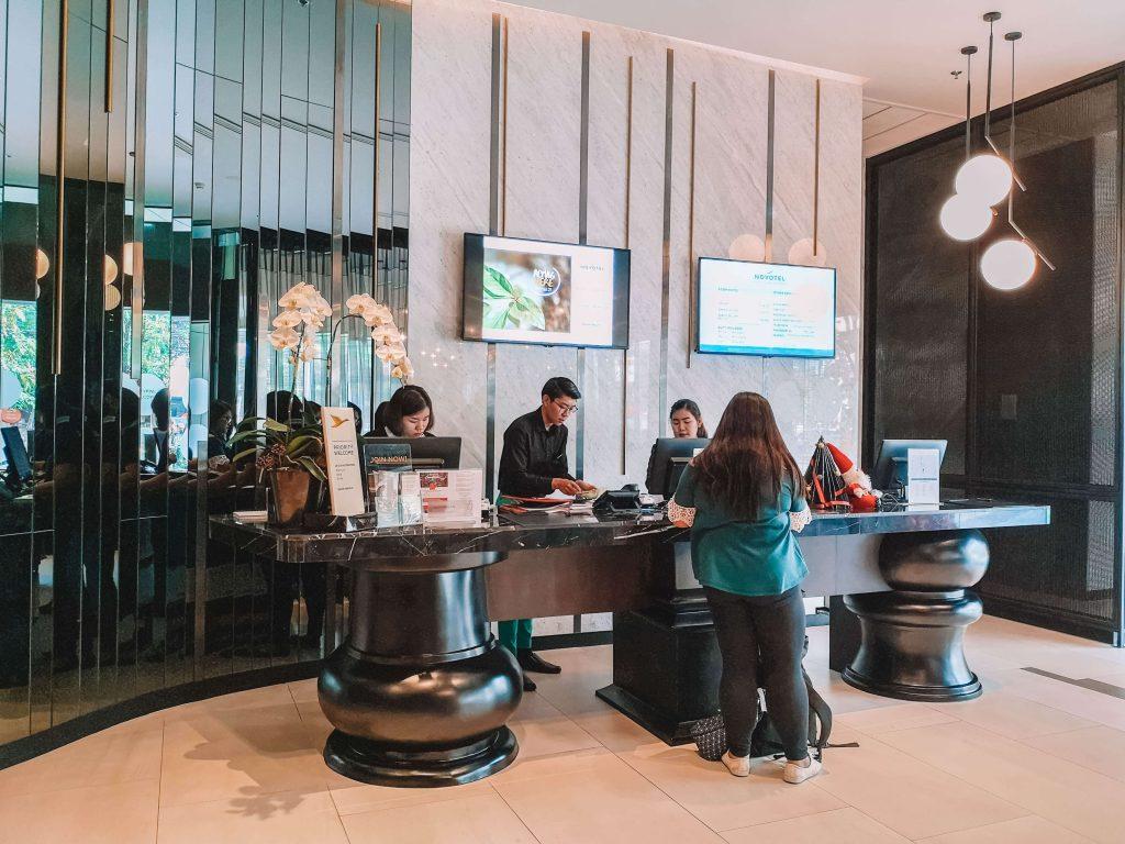 Novotel Hotel Sukhumvit 4 Hotel Review