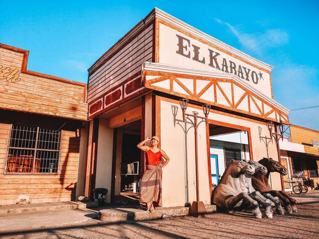 El Kabayo Clark Karlaroundtheworld