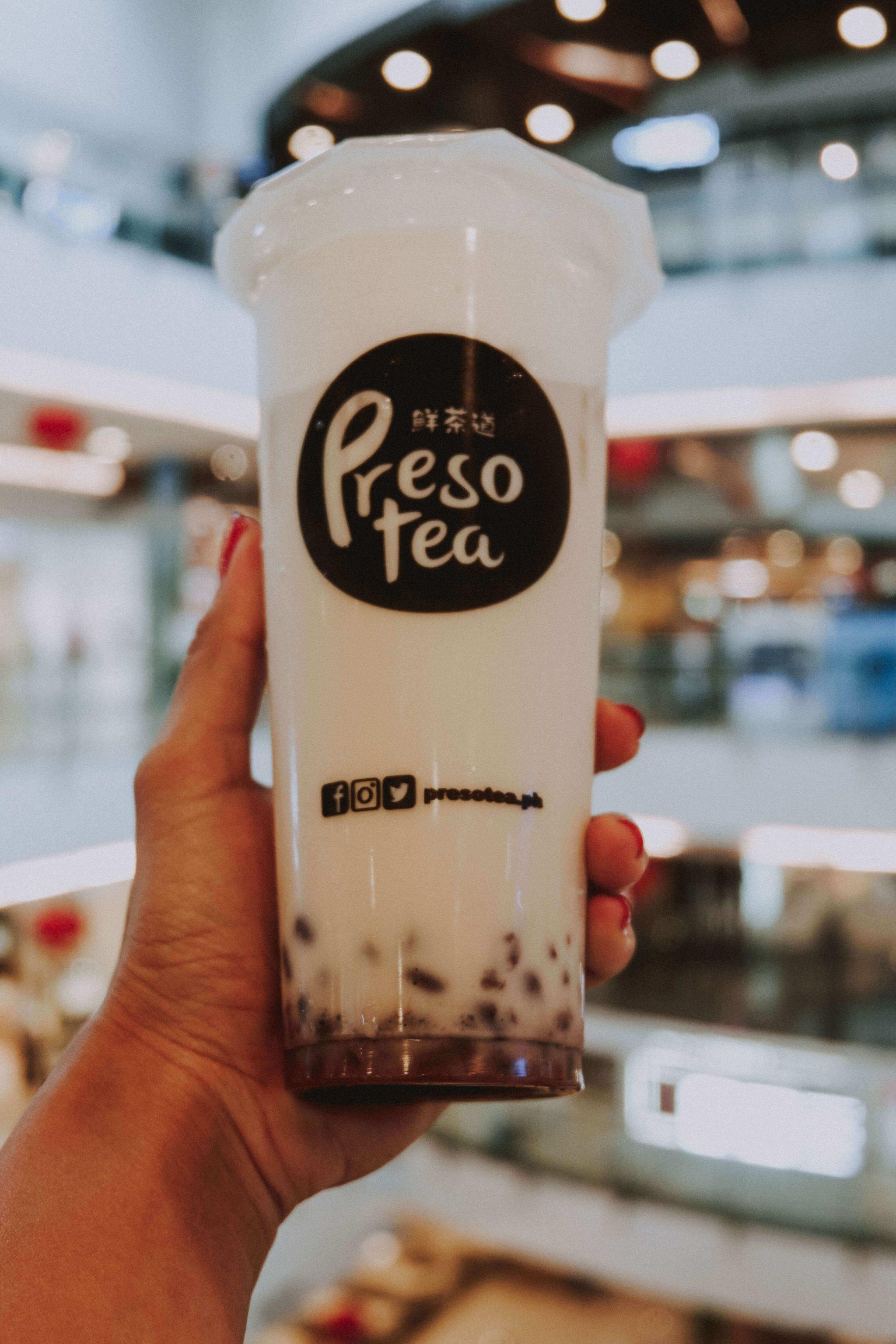Presotea Milk Tea