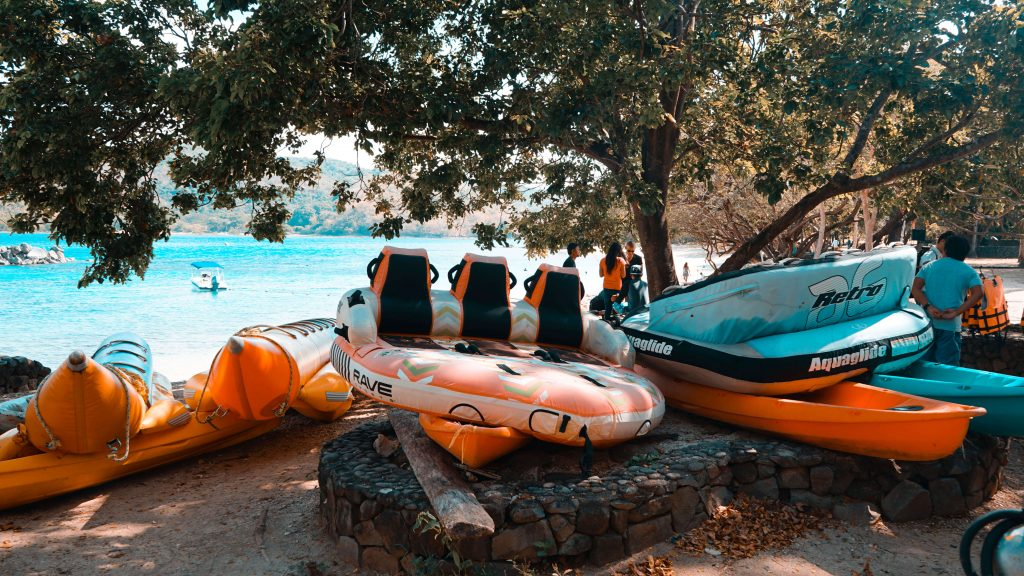 Club Punta Fuego activities