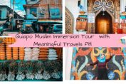 Quiapo Meaningful Travels