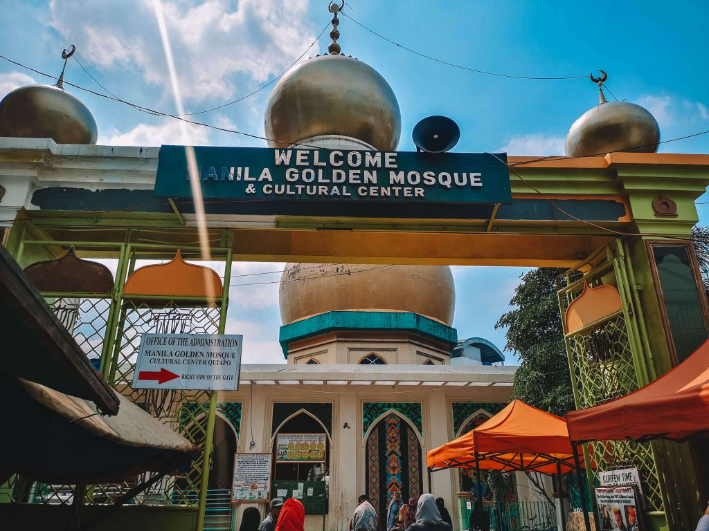 Meaningful Travels Quiapo Muslim Immersion Tour