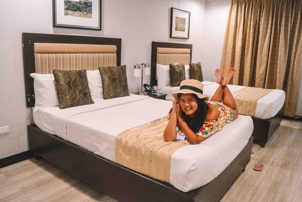 Azzurro Hotel Review