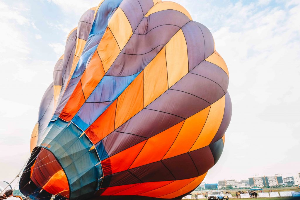 FrontRow Hot Air Balloon Festival