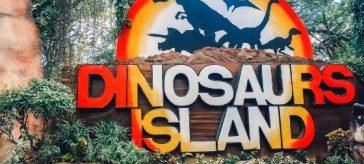 Dinosaur Island Clark