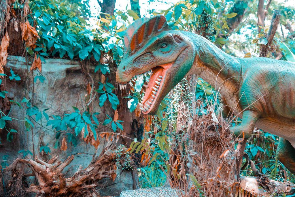 Dinosaur Island Hashtag