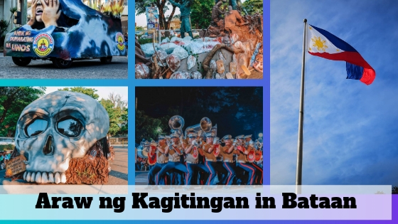 Float Parade for Araw ng Kagitingan in Bataan