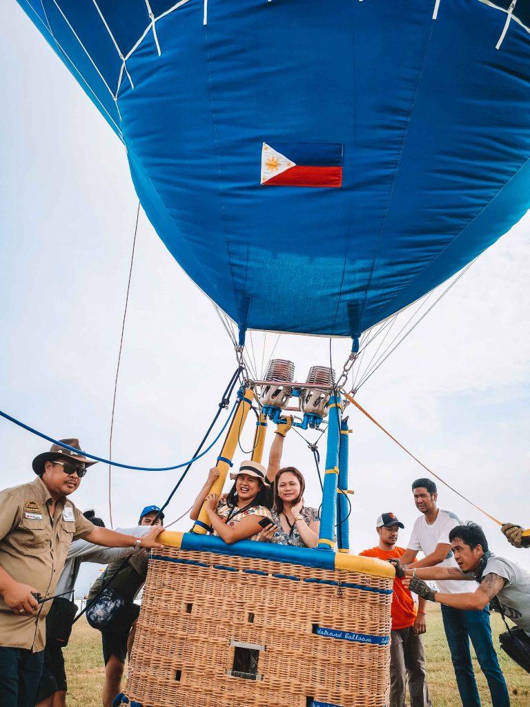 FrontRow Hot Air Balloon Festival Clark