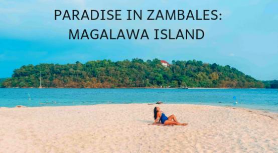 Magalawa Island Zambales