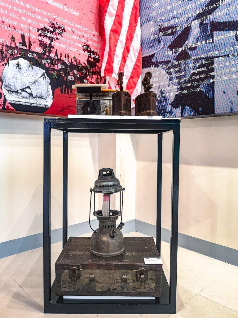 Museo ng Kagitingan Pilar Bataa
