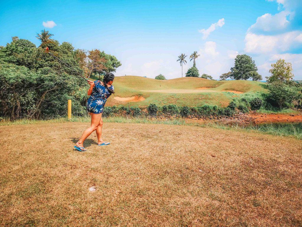 Golf at Mountain Lake Resort