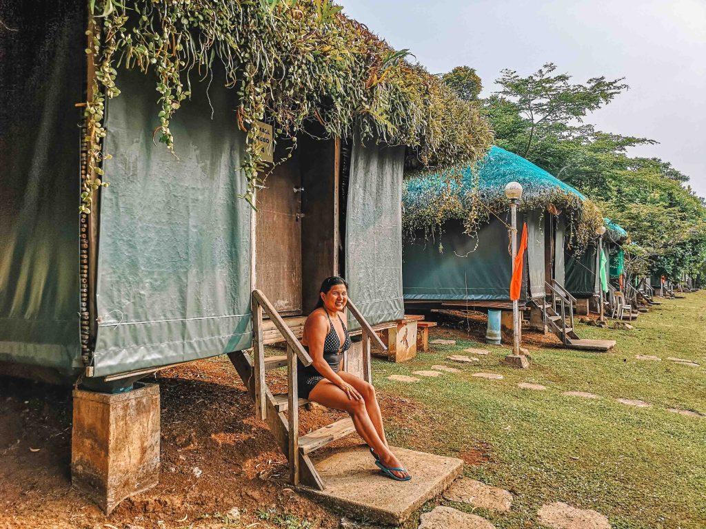 Kubo at Mountain Lake Resort