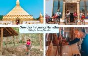 One day in Luang Namtha