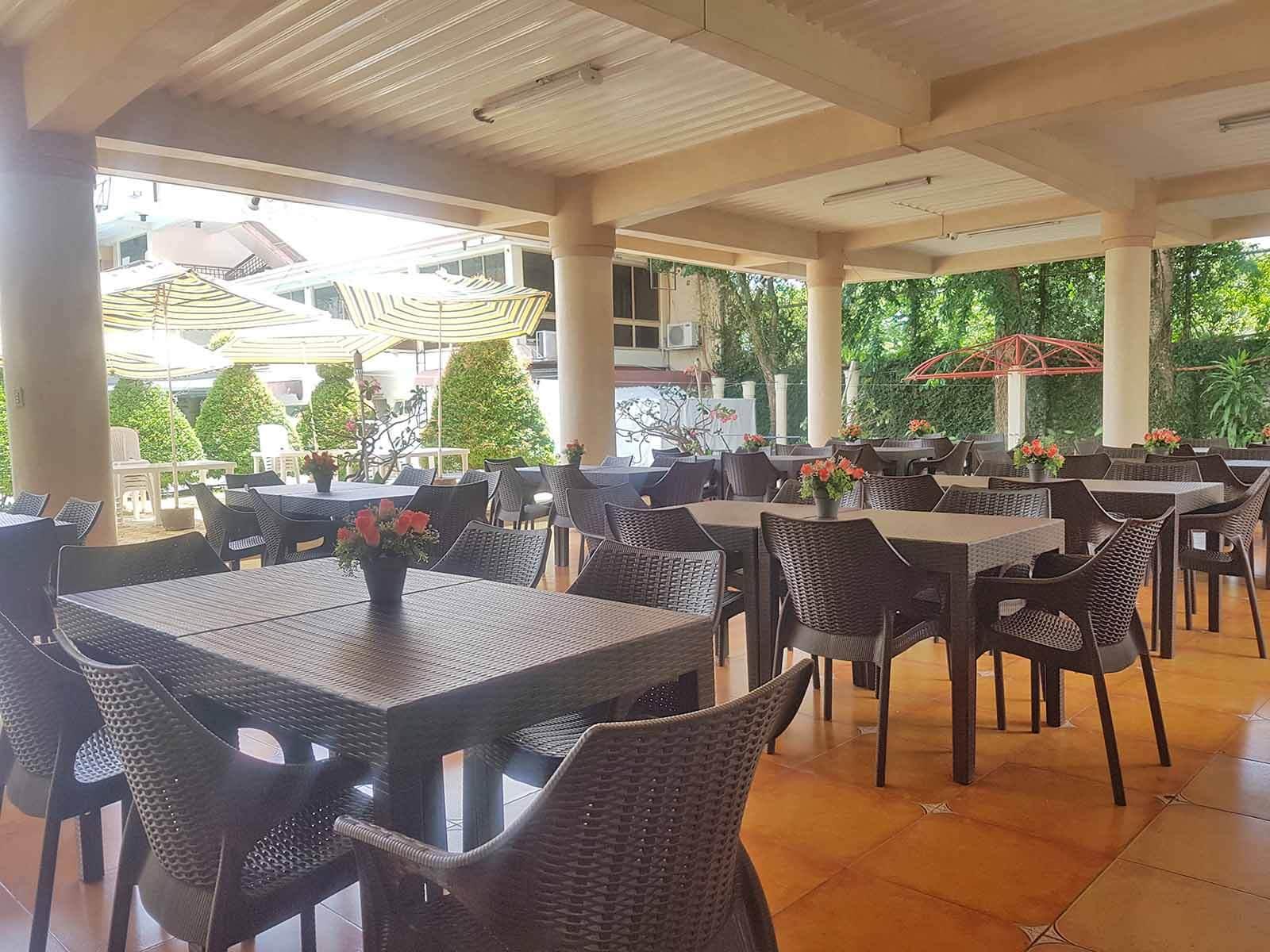 Splash Mountain Laguna Resort - Cafe