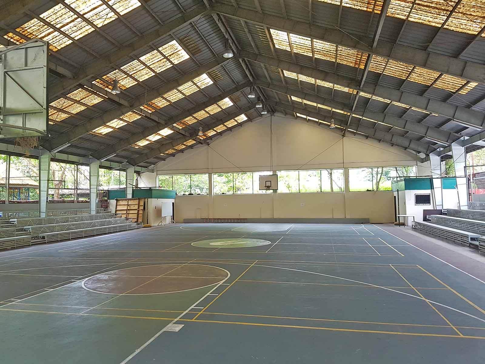 Splash Mountain Laguna Resort - Covered Courts