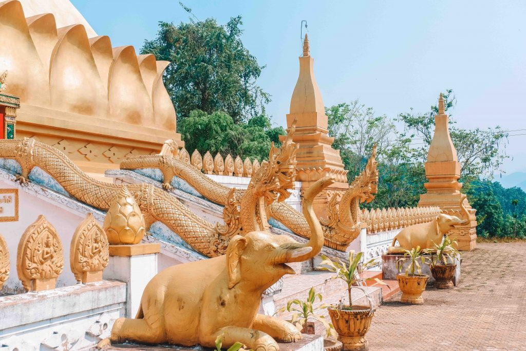 Things to do. in Luang Namtha