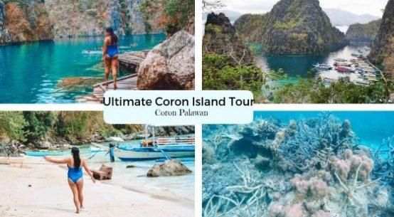 Ultimate Coron Island Tour