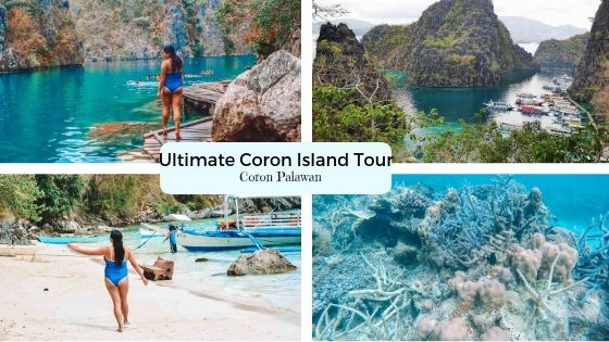 Ultimate Coron Island Tour