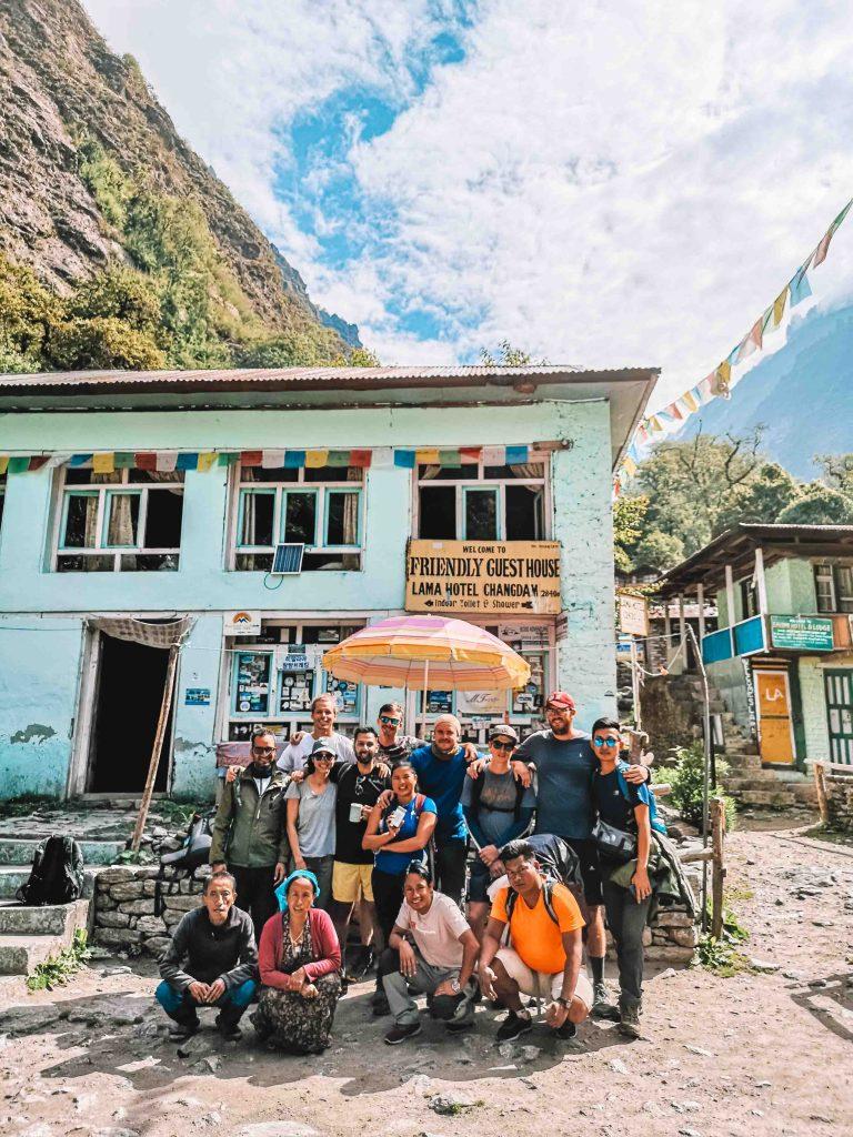 Lama Village