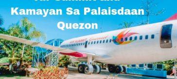 Kamayan sa Palaisdaan Quezon