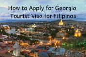 Georgia Visa for Filipinos