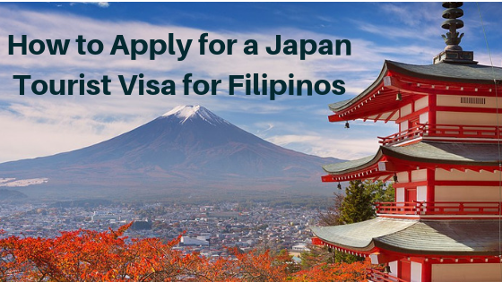 Japan Visa Requirements for Filipinos