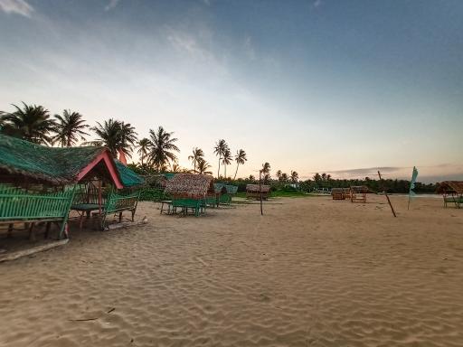 Capalonga Travel Guide - Tinagong Beach Resort