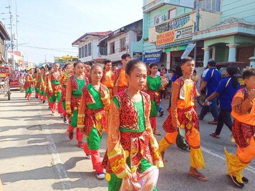 Capalonga Travel Guide - Cultural Parade