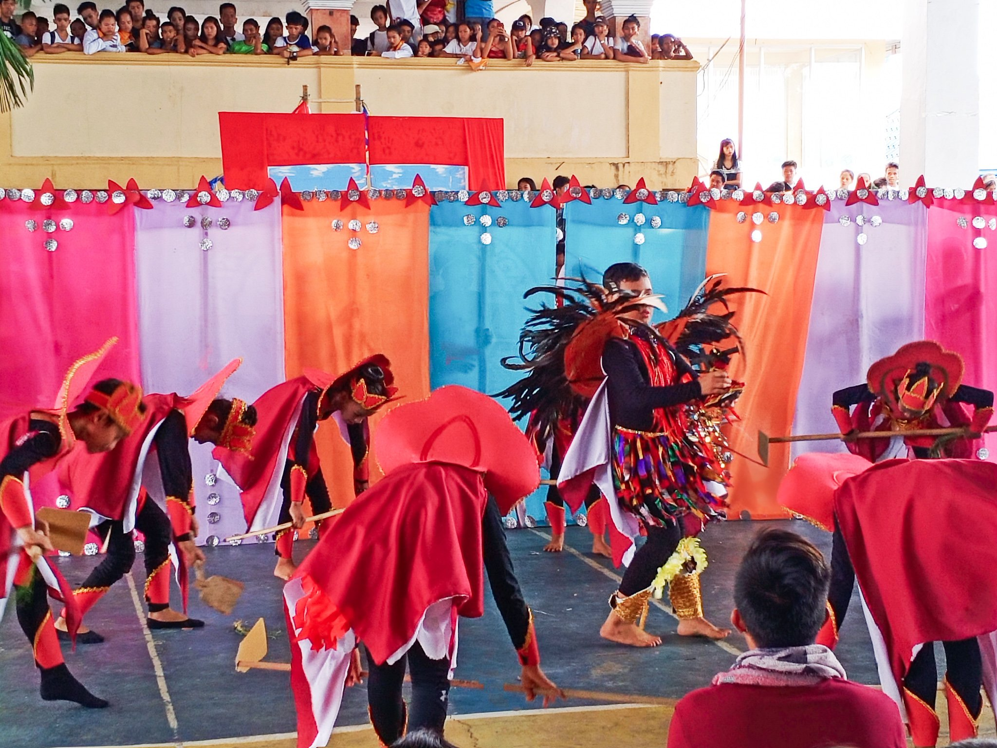 Capalonga Travel Guide - Cultural Dance Competition