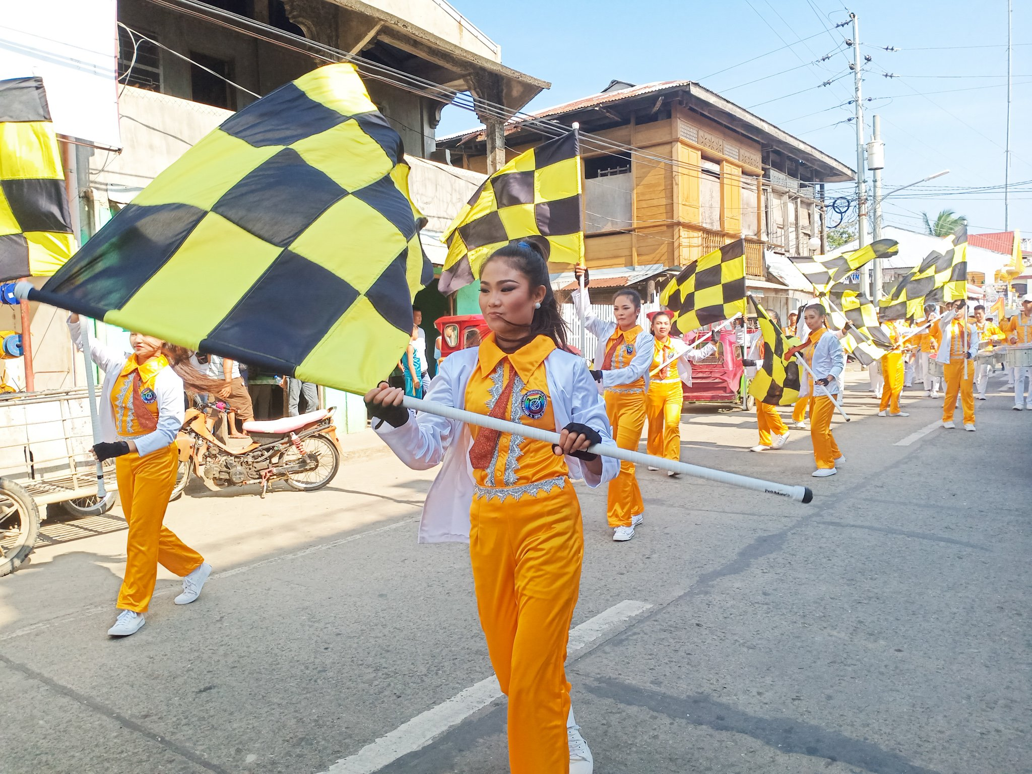 Capalonga Travel Guide - Cultural Parade