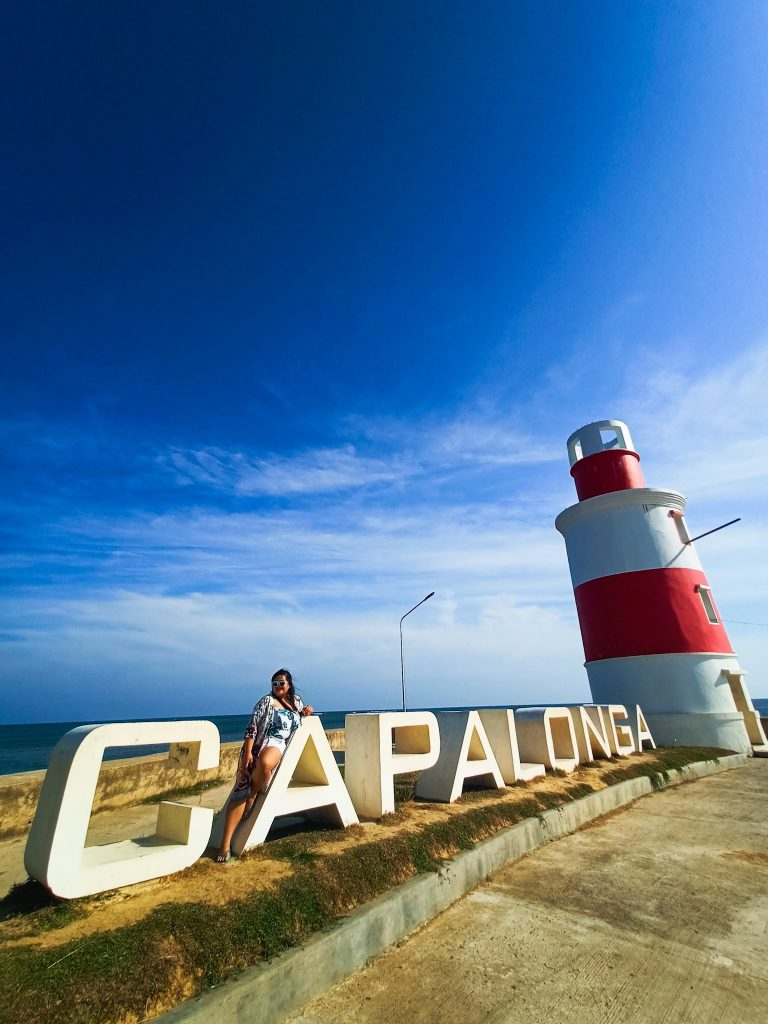 Capalonga Travel Guide - Baywalk Lighthouse