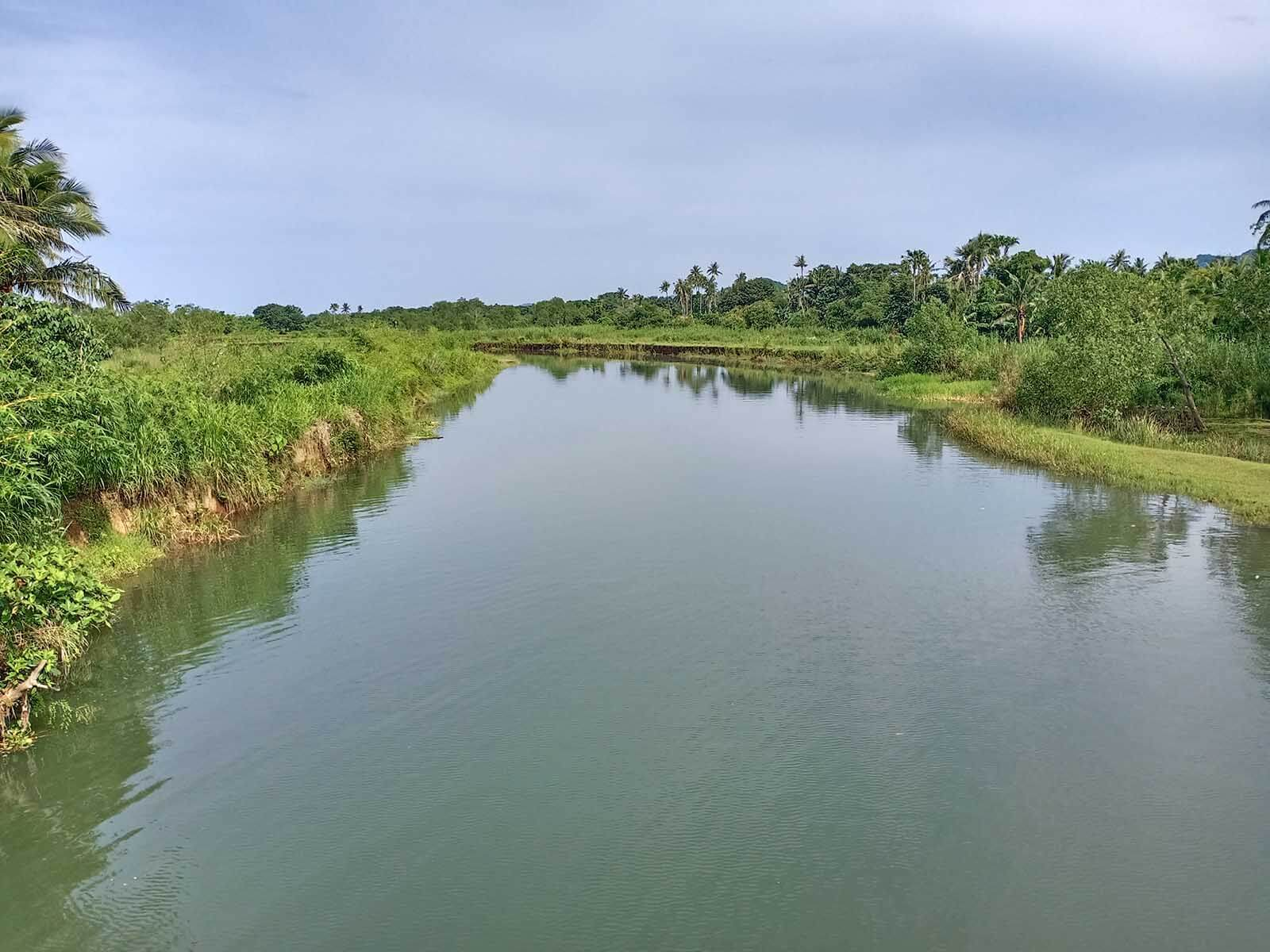Santa Ana Cagayan Travel Guide - Casagan River