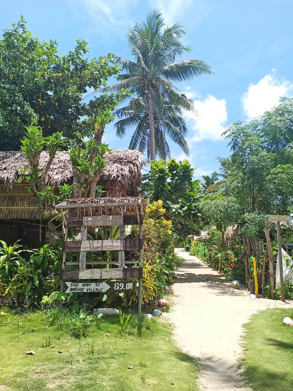 Santa Ana Cagayan Travel Guide - Palaui Island - Nature Village