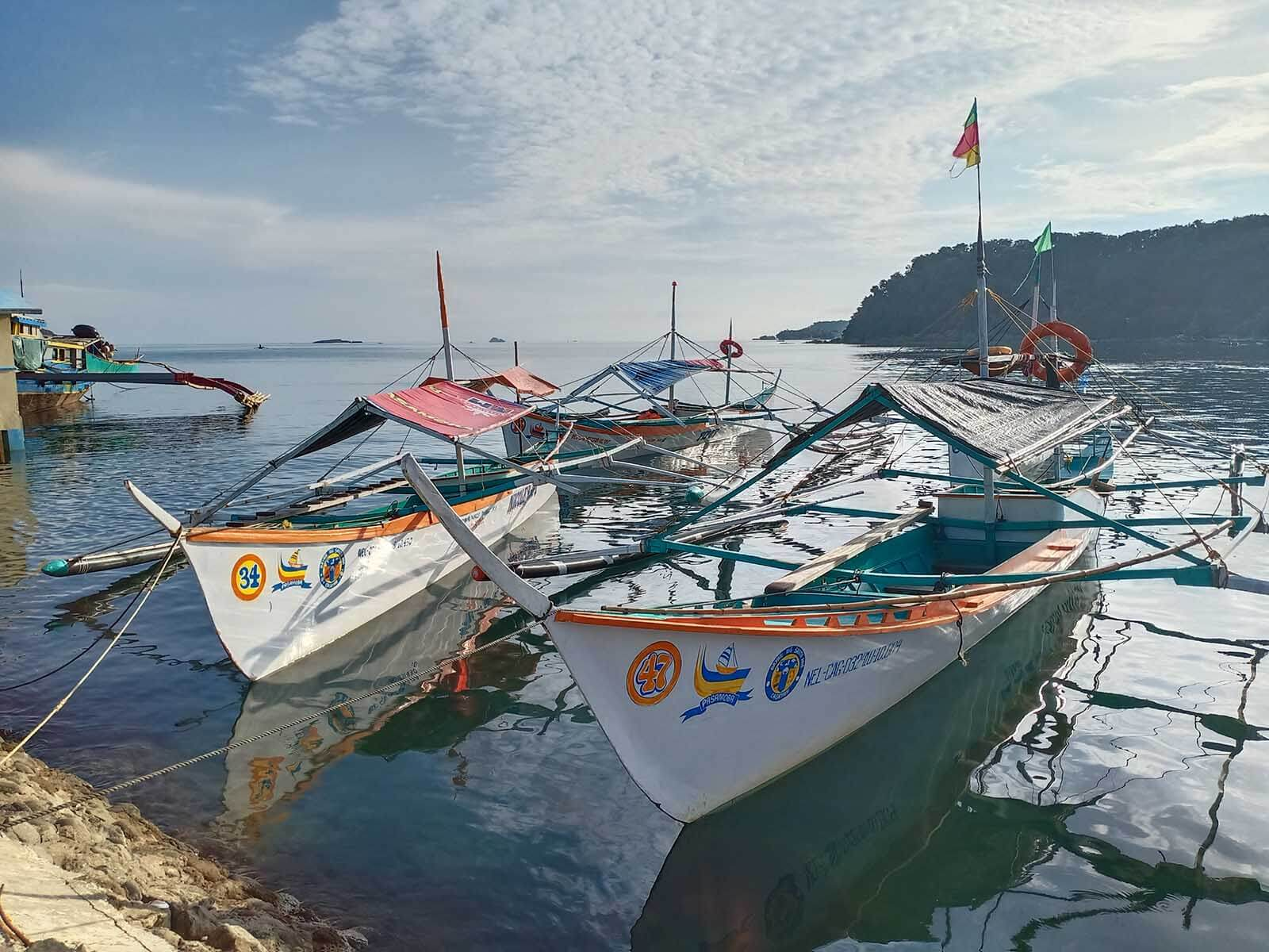 Santa Ana Cagayan Travel Guide - San Vicente Port