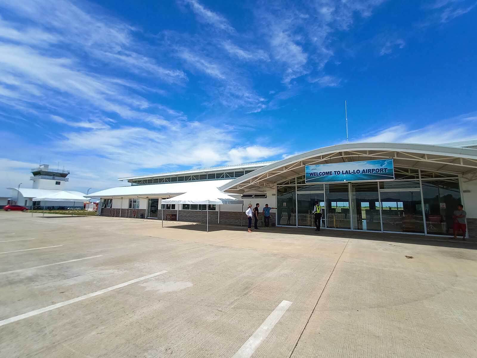 Santa Ana Cagayan Travel Guide - Lal-lo Airport