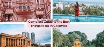 Tourist Places in Colombo