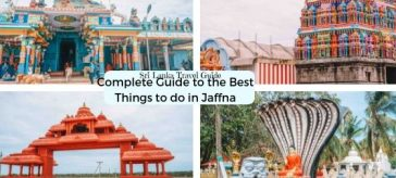 Jaffna Tourist Attractions