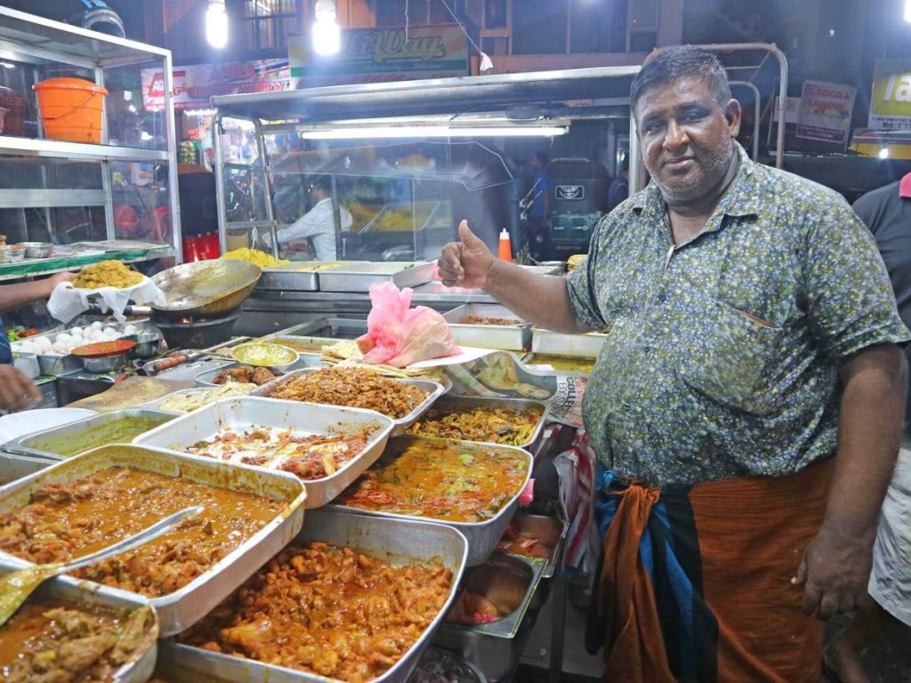 Colombo street food Tour