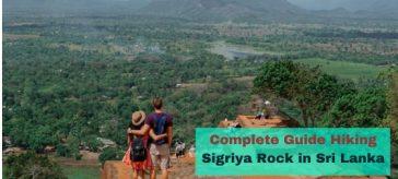 Sigriya Rock Travel Guide