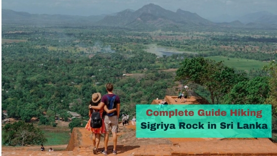 Sigriya Rock Travel Guide