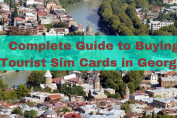How to get sim card in Georgia