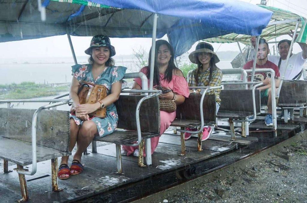 Salt Farm Tours - Pacific Farms Agri-Eco Tour - Locomotive