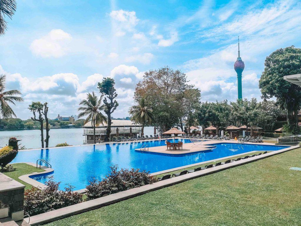 Cinnamon Lake Side Colombo