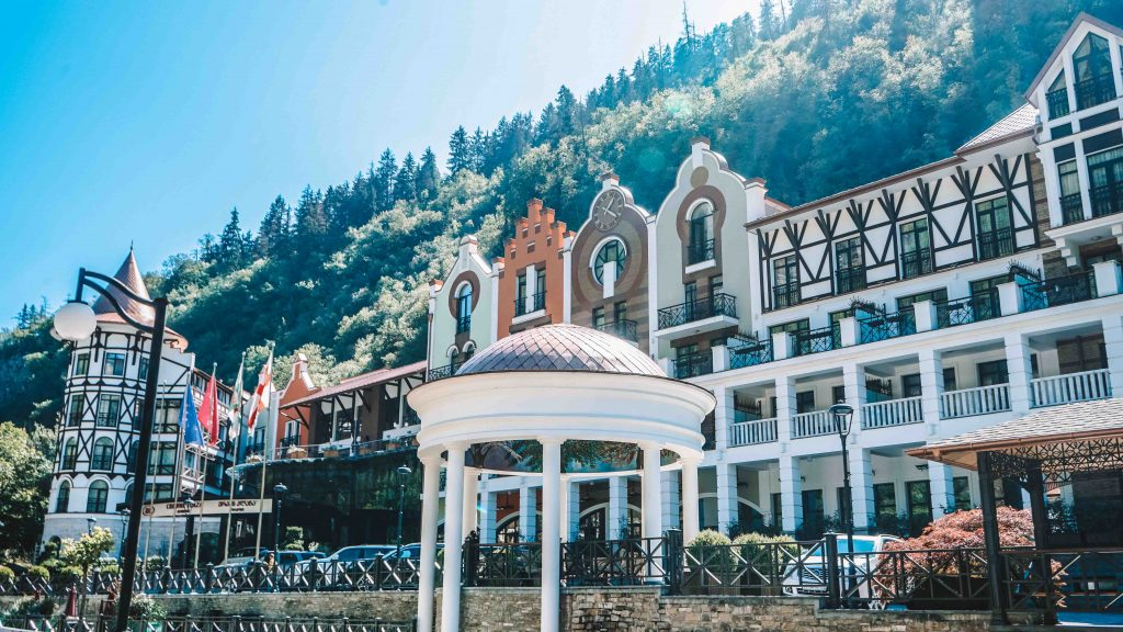 Crown Plaza Borjomi